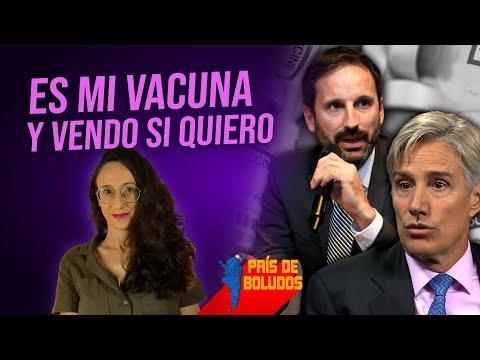 LABORATORIOS EN DIPUTADOS, PFIZER VENTILÓ DE TODO | EL NOTICIOSO 08-06-21