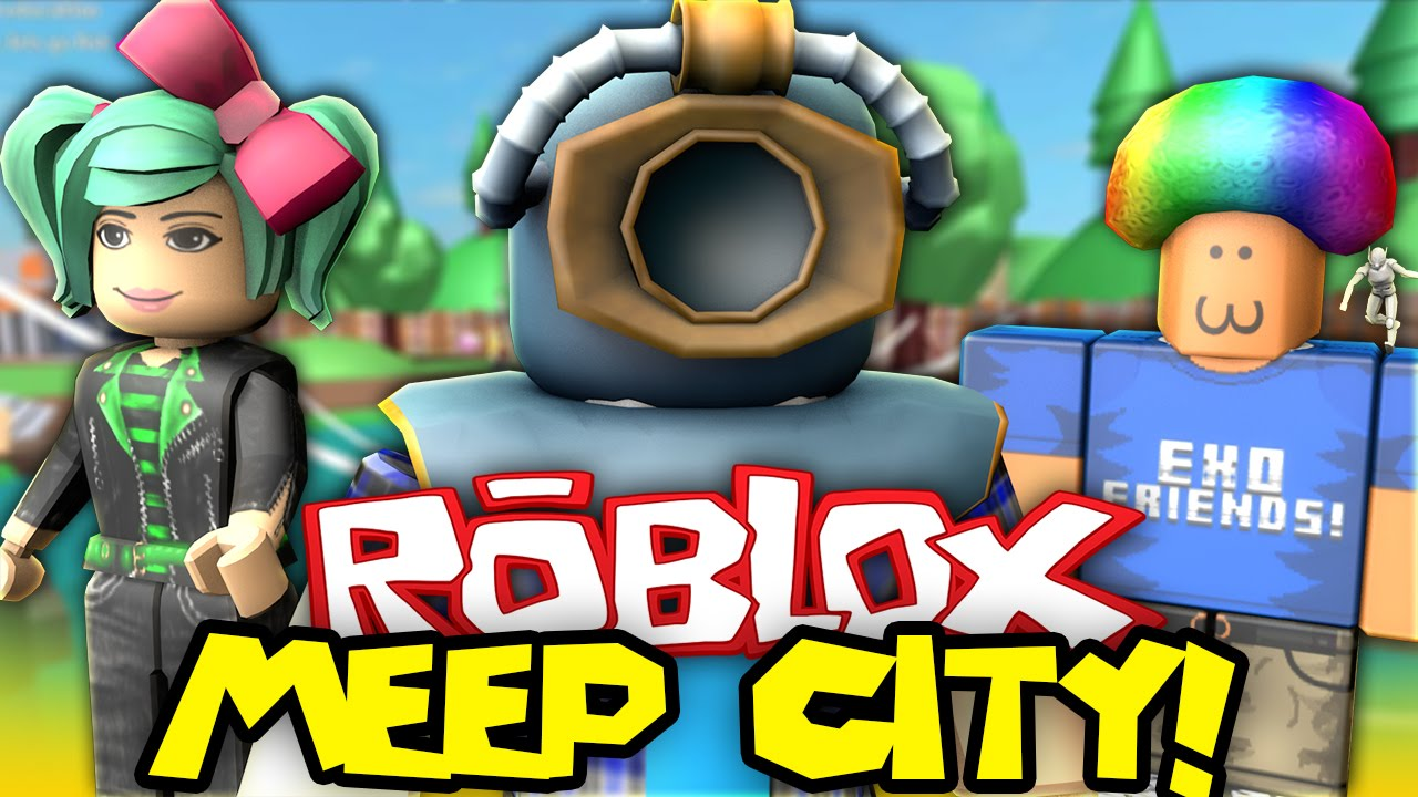 Can T Stop Roblox Meep City W Exorandy And