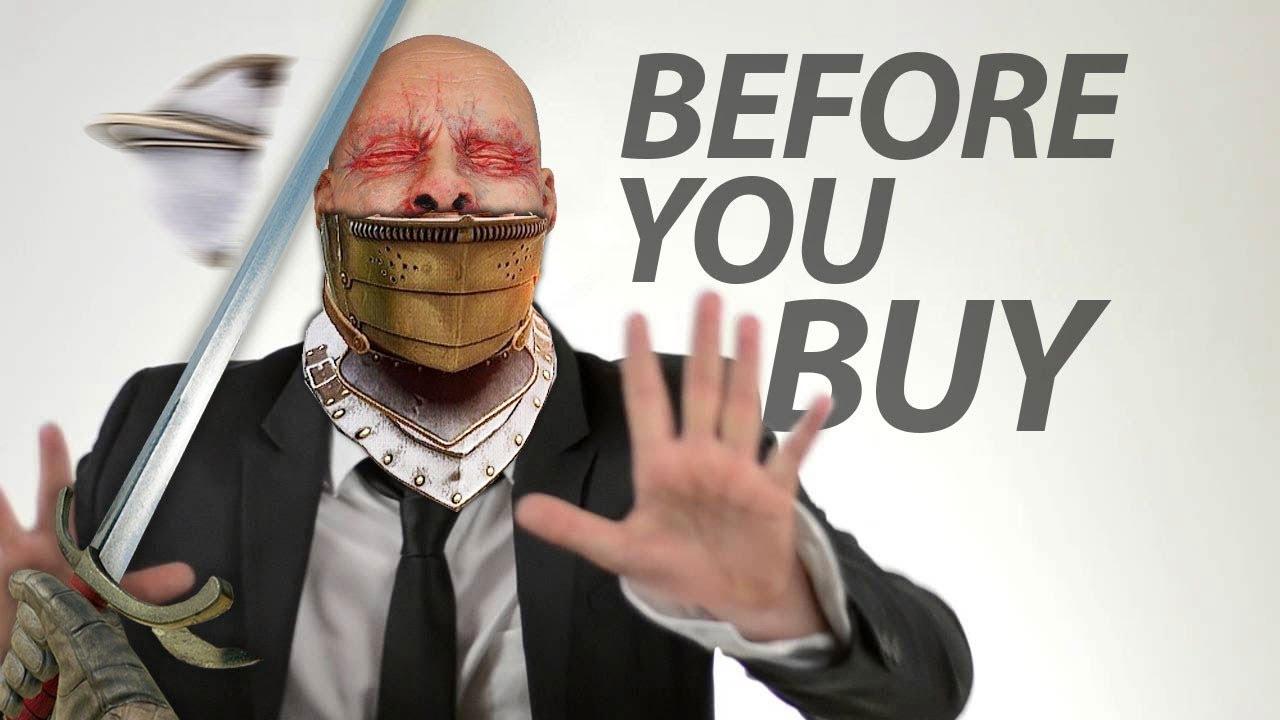 Mordhau - Before You Buy