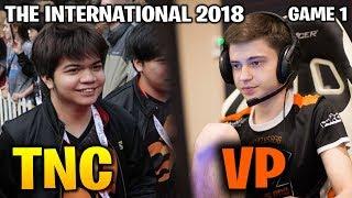 VP vs TNC TI8 - DAY 2 THE INTERNATIONAL 2018