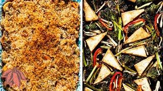 ONE-PAN VEGAN RECIPES | + Downloadable Meal Prep PDF