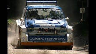 Dirt Rally | Histroric Rally Trophy | Group B | 4-й этап Ралли Греции вне зачета