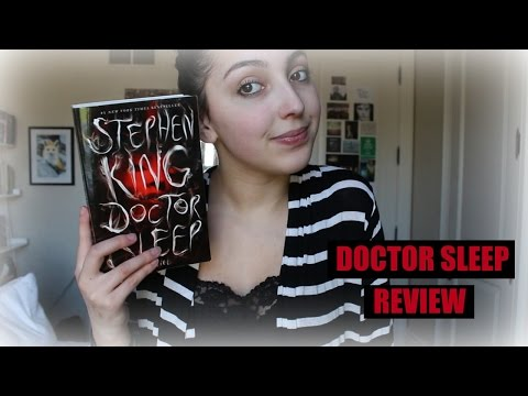 DOCTOR SLEEP BY STEPHEN KING || BOOK REVIEW