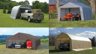 Portable Garage Depot | Garages, Carports & Canopies
