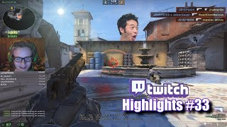 CS:GO - Harder Than You Think - Twitch Live Stream Highlights #33
