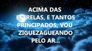 """No Sangue e No Fogo [Playback] VIDEOLetra Fernanda Brum - CD """"Glória"""" 2010 - HD"""