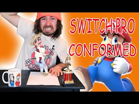 Gaming News! Nintendo Switch Pro Confirmed!!