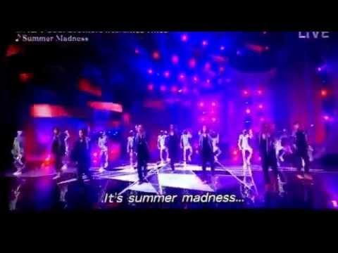三代目Jsoul Brothers 2015年音楽は太陽だ     summer  Madness