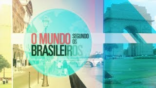 O Mundo Segundo os Brasileiros: Dubai - 18/03/13 - Completo