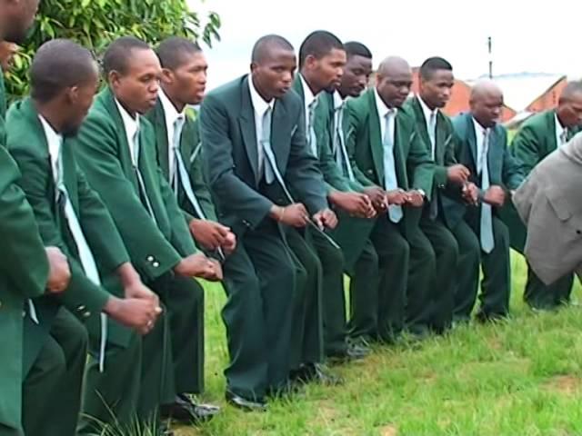 Zulu messengers: Usiko Lwethu
