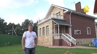 Дом из тёплой керамики с цокольным этажом // FORUMHOUSE(, 2013-09-13T17:50:21.000Z)