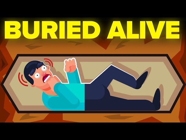 What To ACTUALLY Do If You Are Buried Alive