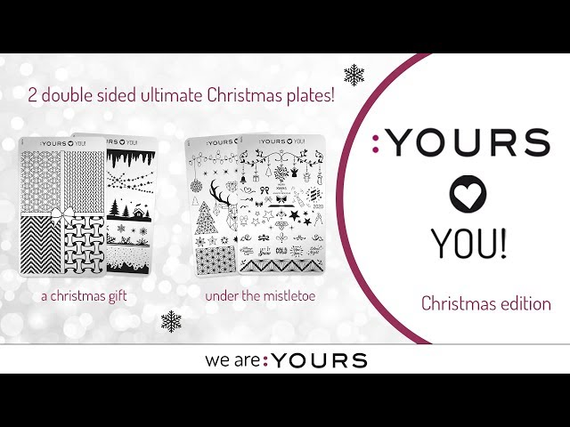 :YOURS Loves YOU! Christmas edition