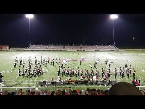 West Creek Marching Band 9-7-19 Paducah, KY