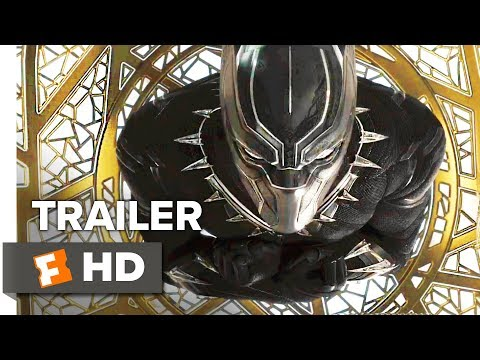 Play Black Panther Trailer #1 (2018) | Movieclips Trailers