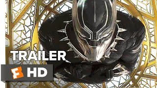 Black Panther Trailer 1 2018 Movieclips Trailers
