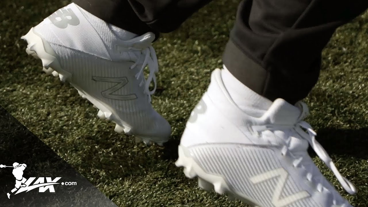 37d035d3b New Balance Freeze LX 2.0 Lacrosse Cleats with Connor Kelly | Lax.com  Product Videos