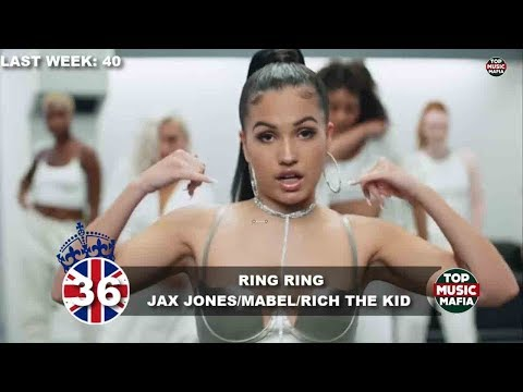 Top 40 Songs of The Week - July 14, 2018 (UK BBC CHART)