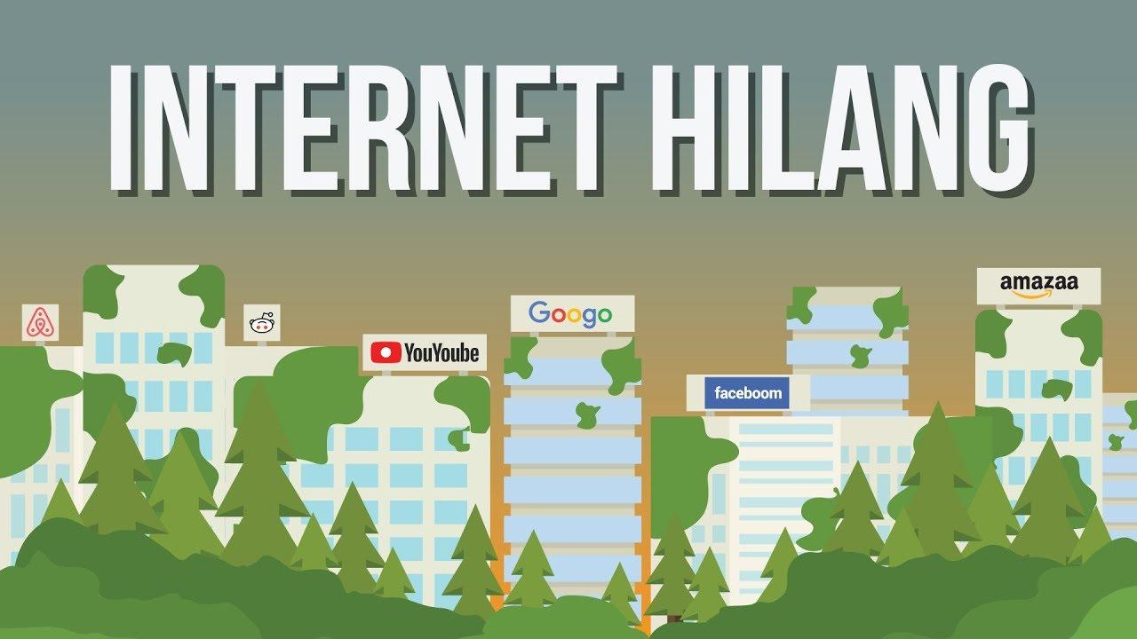 Apa Jadinya Jika Internet Sedunia Tiba-tiba Menghilang?