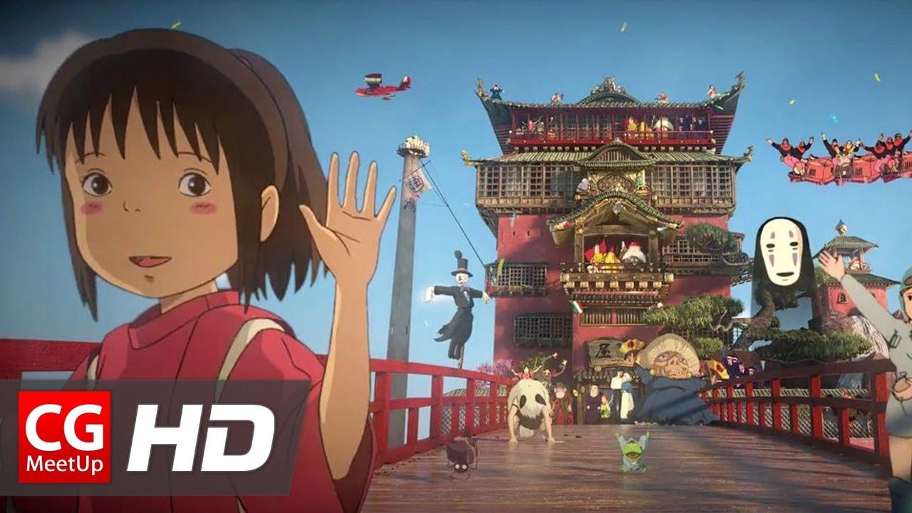 El Viaje de Chihiro - Detrás de Cámaras