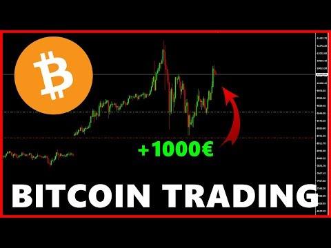 Bitcoin Trading Deutsch   Über 1000€ Gewinn   Einfach Handeln   Broker & Handelsplattform