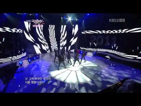 (110107) Infinite - 'Hysterie' + 'BTD' (Before The Dawn) ~ ★ (HD)