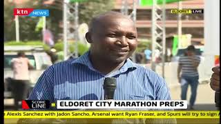 SCORELINE: Eldoret City Marathon preparations