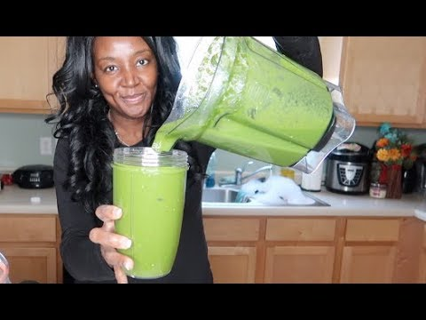 Starting Day 1 Of Jj Smith 10 Day Green Smoothie Cleanse Recipe