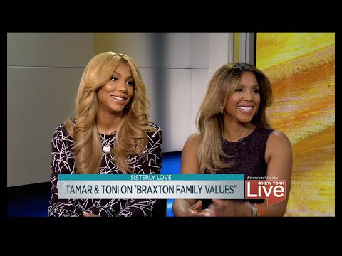 "Tamar & Toni on ""Braxton Family Values"""