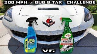 Rain-X Bug & Tar GEL vs Turtle Wax RENEW Rx