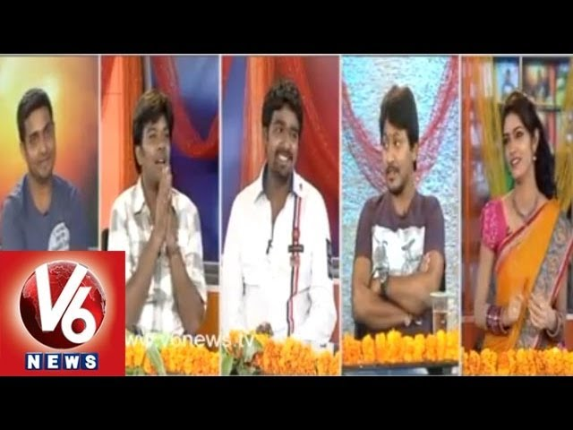 Jabardasth Comedy Show Team With V6News Travel Video