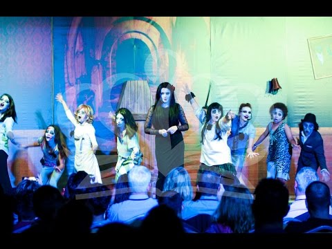 The Addams Family School Production