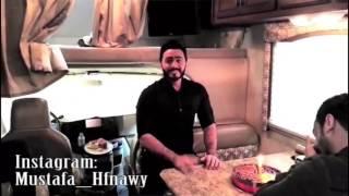 بالفيديو.. لفتة إنسانية من تامر حسني تجاه هذا الشاب