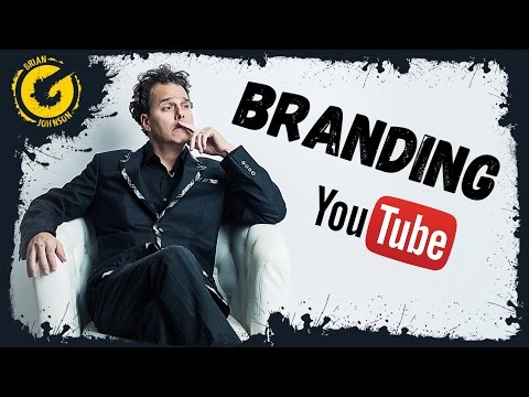 YouTube Channel Branding