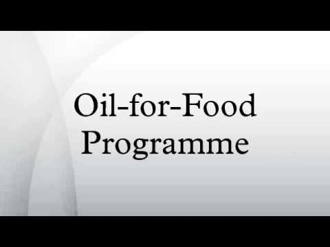 Oil-for-Food Programme