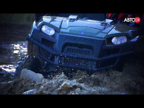 Polaris Ranger Diesel. Мотомания. АВТО24