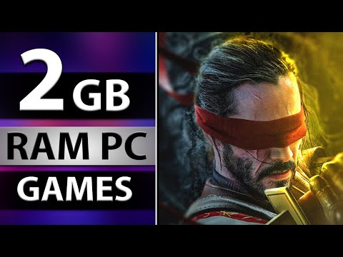 TOP 10 PC Games For 2GB RAM Without Graphics Card | PART 4 | 2GB RAM PC Games | Intel HD Graphics thumbnail