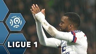 Olympique Lyonnais - EA Guingamp (3-1) - Highlights - (OL - EAG) / 2014-15