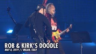 Metallica: Rob & Kirk's Doodle (Milan, Italy - May 8, 2019)