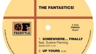 02 The Fantastics ! - Up Yours [Freestyle Records]