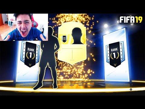 DIVISION RIVALS - I MIEI PREMI LIVELLO 1! - FIFA 19 Ultimate Team