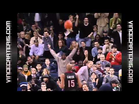 Vince Carter • 2000 NBA Slam Dunk Contest
