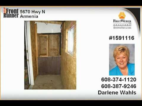 Armenia WI Real Estate for Sale 2 Bedrooms