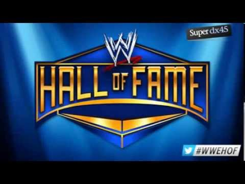 WWE Hall of Fame 2013 Theme Song 1080p - YouTube
