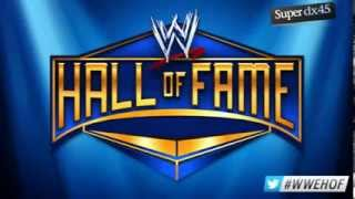 WWE Hall of Fame 2013 Theme Song 1080p
