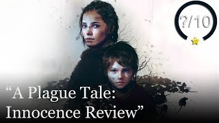 A Plague Tale: Innocence Review [PS4, Xbox One, & PC] (Video Game Video Review)