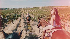 Horseback riding and Wine tasting