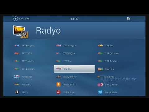 Çanaksız' TV Radyo kanalları