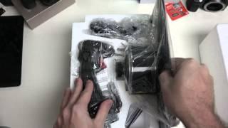 Thrustmaster HOTAS Warthog Flight Stick Unboxing