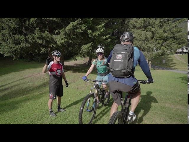 Swiss Bike School - Fahrtechnikkurs